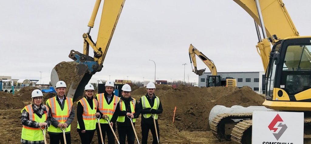New Western Canada Head Office – Groundbreaking Ceremony