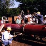 Health and safety first during pipeline construction